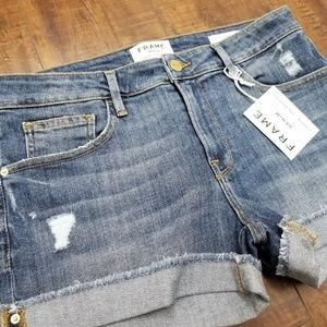 FRAME Denim Shorts size 29